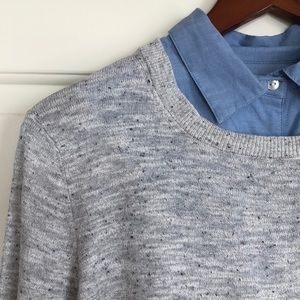 LOFT 2 in 1 layered sweater. NWOT